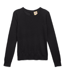 Black Tory Burch Iberia Sweater