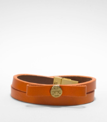 BOW CUFF | Orange/Gold | 801