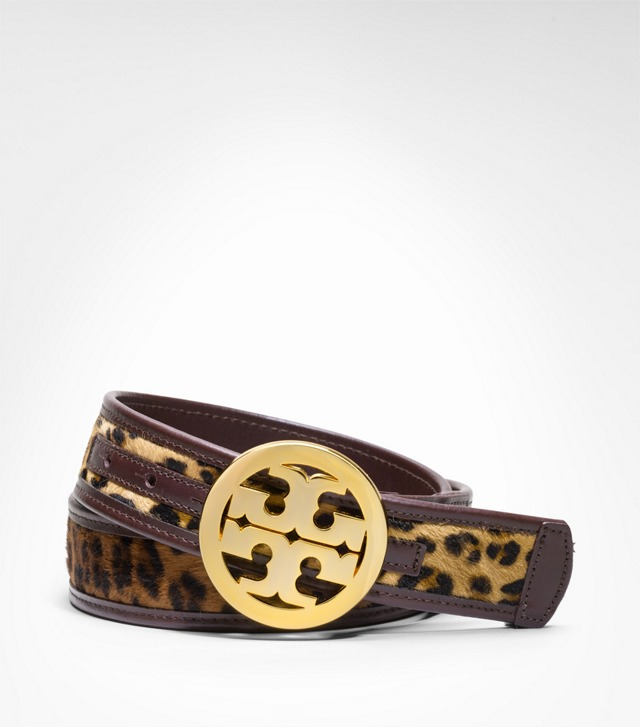 LEOPARD LOGO HIP BELT