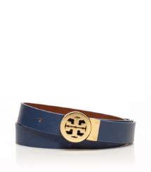 Tory Burch Rotating Logo Belt