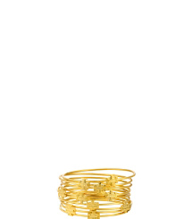 Tory Burch Logo T Stacking Bangle