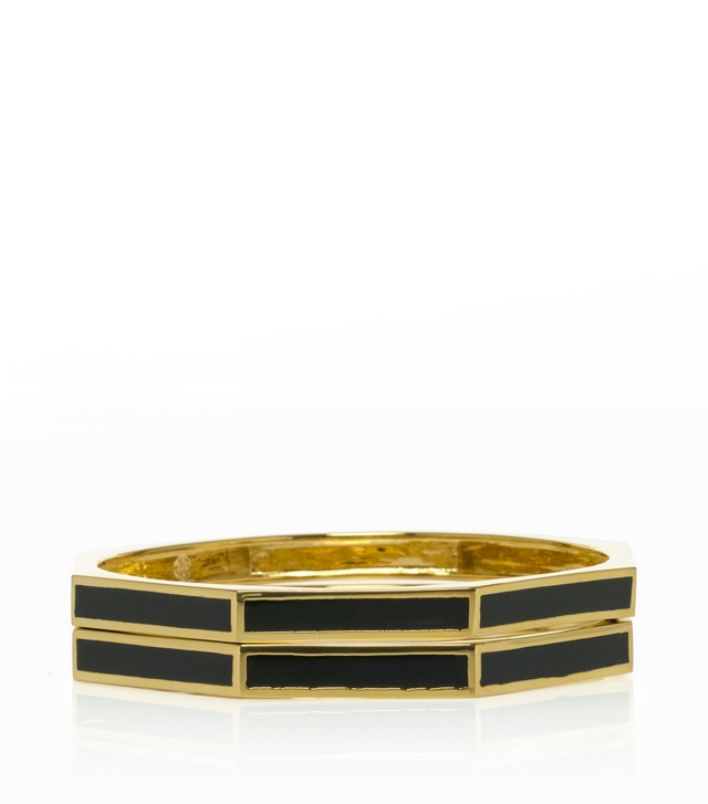 VISSER SKINNY BANGLE SET