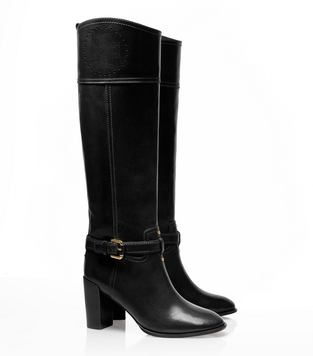 Daniela High Heeled Riding Boot