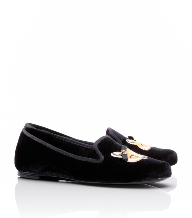 Velvet Fox Loafer