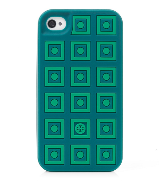 Square Dots Silicone Case