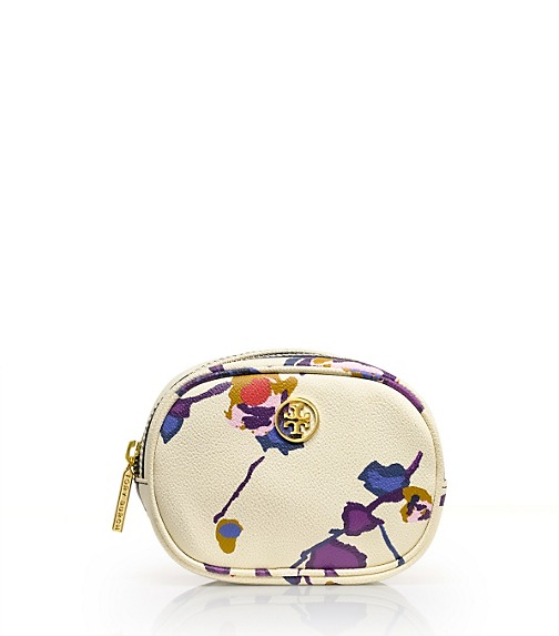 Printed Robinson Small Cosmetic Case