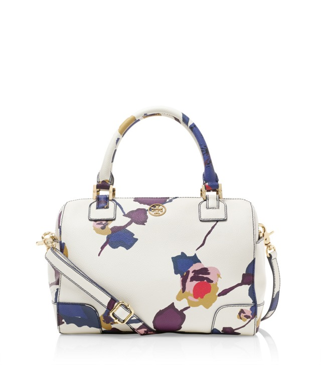 Printed Robinson Middy Satchel