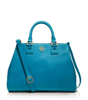 Tory Burch Robinson Triangle Tote