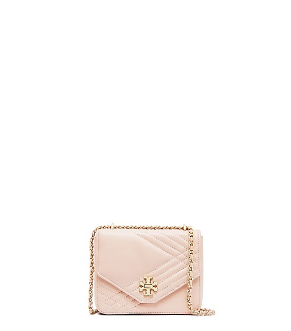Darling Tory Burch quilted mini crossbody