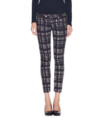 Tory Burch Connor Tab Front Skinny