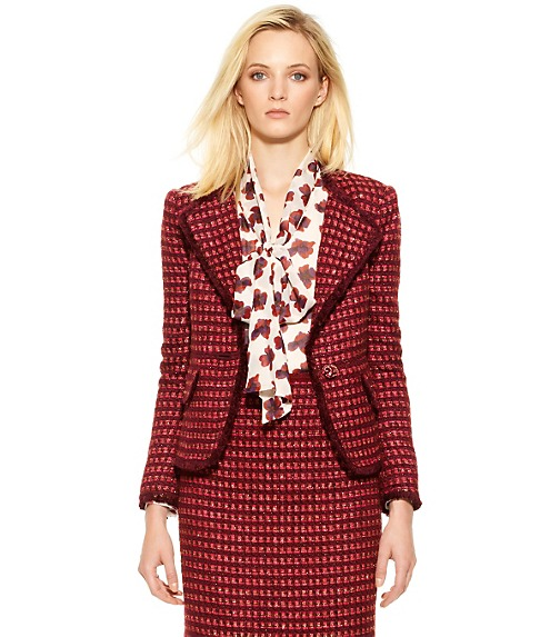 VICTORY TWEED JACKET