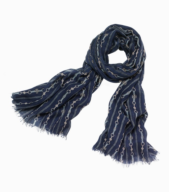 T-Belt Printed Scarf