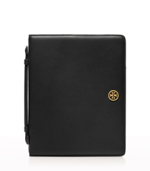 Tory Burch Robinson E-tablet Case With Handle