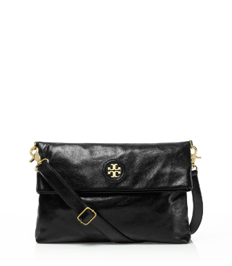 Tory Burch City Foldover Messenger