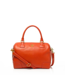 Wildberry Tory Burch Robinson Middy Satchel