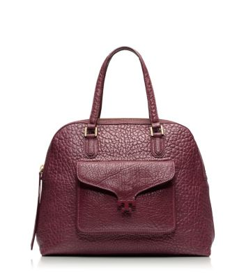 Tory Burch Parkan Zip Satchel