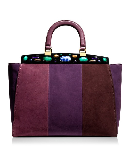 ATTERSEE PATCHWORK SATCHEL
