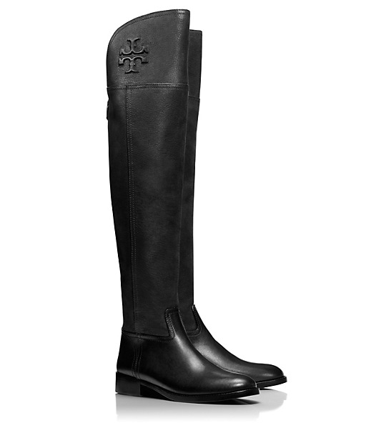 Tory Burch Over The Knee Boots