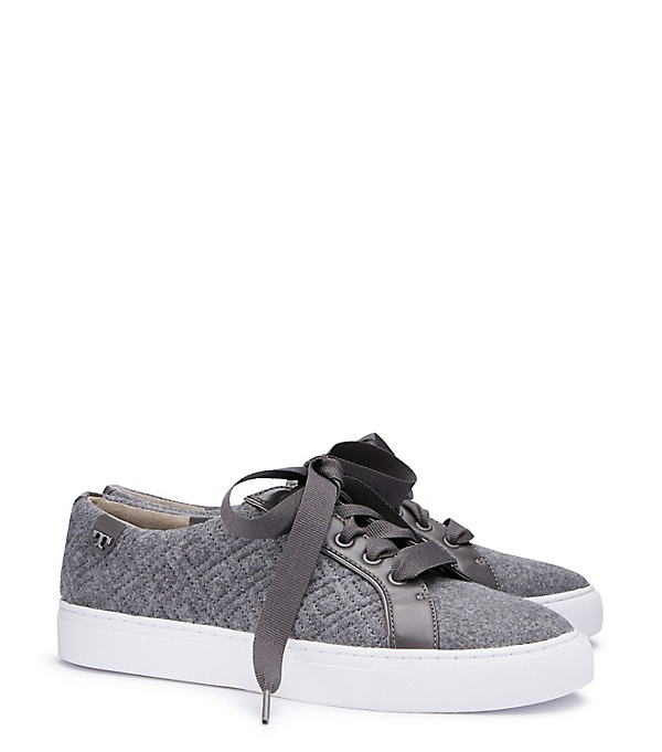 Marion Quilted Fabric Sneaker Women S Sneakers