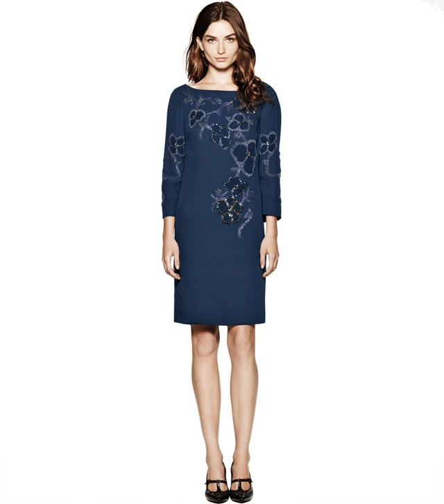 ISSEY BEADED DRESS