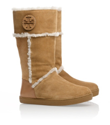 Tory Burch Amelie Shearling Boot