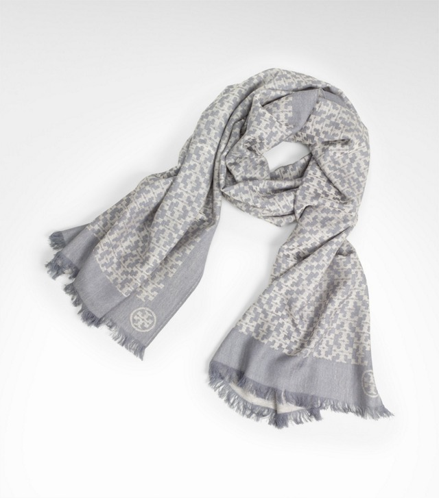 ALL OVER T SCARF