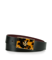 Tortoise Logo Reversible Belt