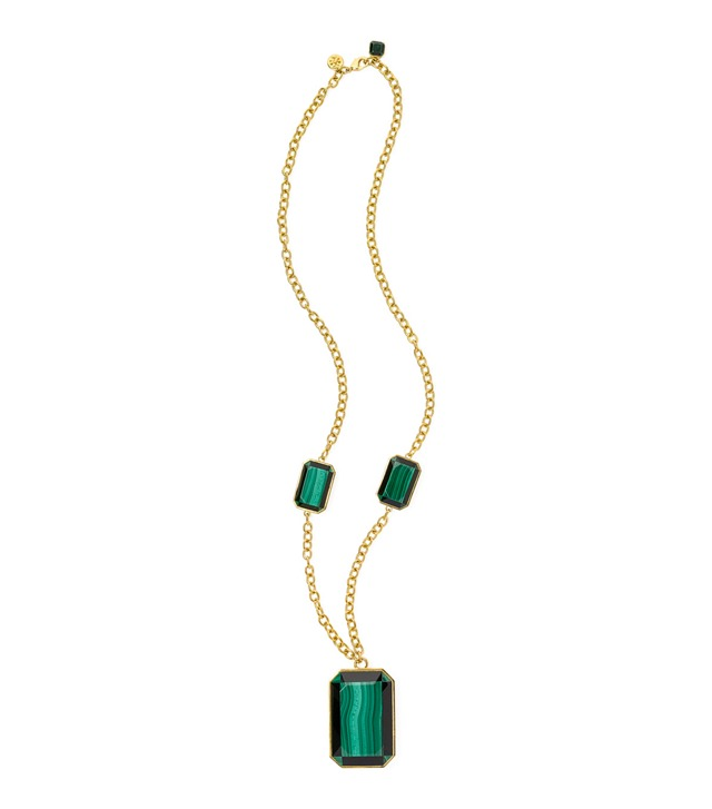 PIETRA DORO LONG NECKLACE