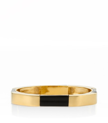 Tory Burch Mccoy Octagonal Bangle