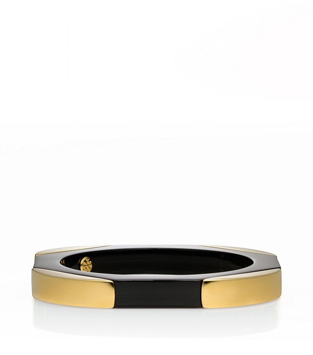 MCCOY ROUNDED SQUARE BANGLE