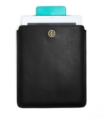 Tory Burch Robinson E- Tablet Pull Sleeve