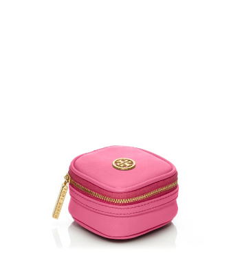 Tory Burch Robinson Tiny Jewelry Case