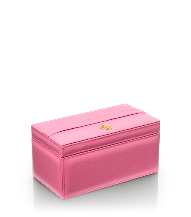 Robinson Rectangle Jewelry Case