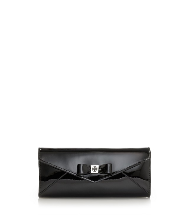 Bow Envelope Continental Wallet