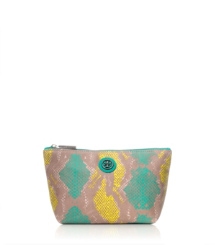 POP SNAKE SMALL SLOUCHY COSMETIC | SEA URCHIN MULTI (POP SNAKE B) | 515