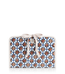 Tory Burch Foldable Travel Cosmetic Case