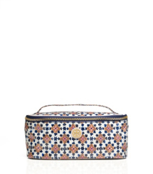 Tory Burch Printed Elongated Train Case