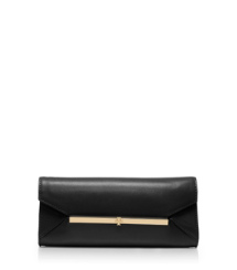 Black Tory Burch Penelope Clutch