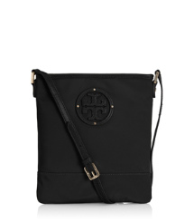 Tory Burch Stacked Logo Swingpack
