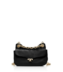 Black Tory Burch Megan Mini Bag