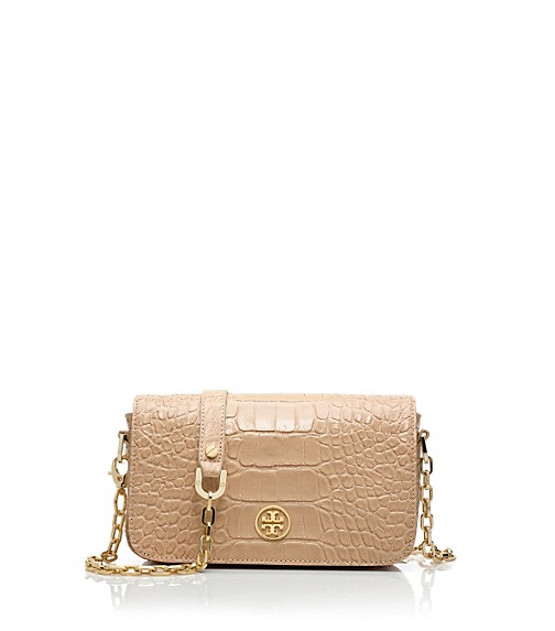 Croc Embossed Robinson Mini Bag