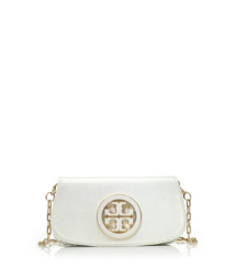 Tory Burch Glitter Logo Clutch