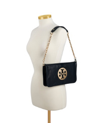 Tory Burch Snake Reva Clutch