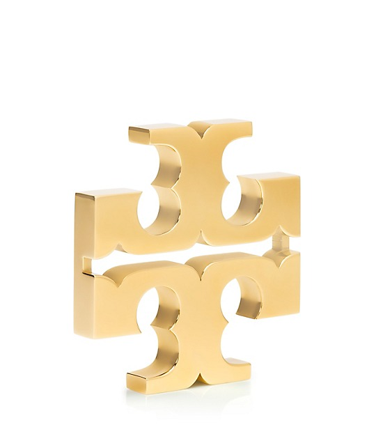 Tory Burch Tory Logo Paperweight : Women's View All | Tory Burch