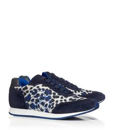 Tory Burch Delancy Printed Sneaker