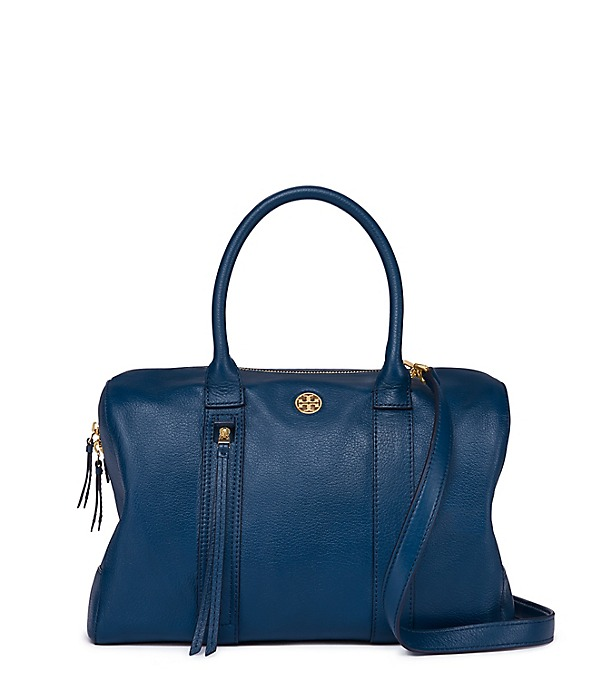Love this Tory Burch satchel!