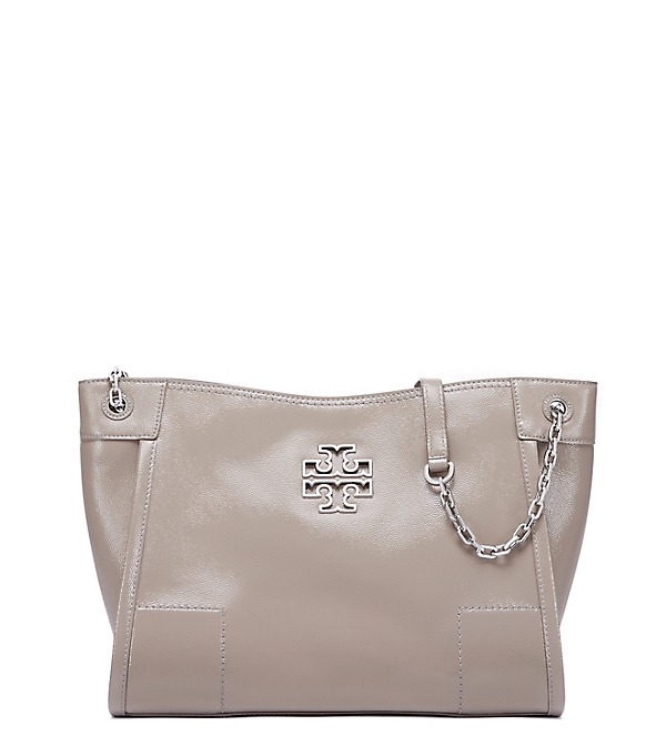 Gorgeous Tory Burch slouchy tote
