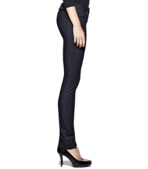 FIVE POCKET DENIM LEGGING