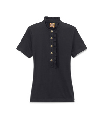 Black Tory Burch Lidia Polo