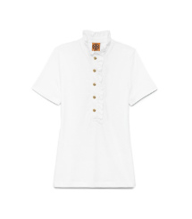 White Tory Burch Lidia Polo